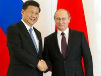 تجارت روسیه و چین تا پایان سال به ۱۰۰میلیارد دلار میرسد
