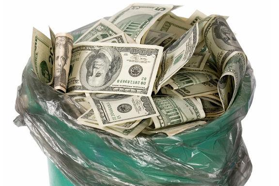سود اوراق خزانهداری آمریکا سقوط کرد
