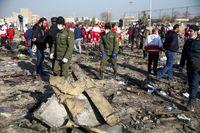 ارائه گزارش فنی نهایی درباره هواپیمای اوکراینی
