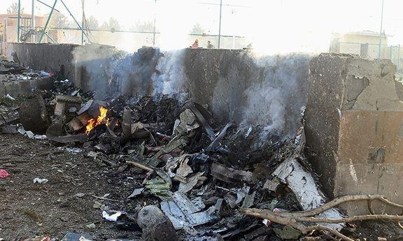 ۶دلیل برای رد ادعای برخورد موشک با هواپیمای اوکراینی