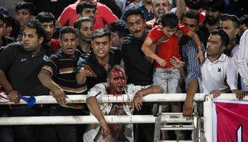 تلفات سنگین فوتبال ایران در ۱۸سال