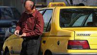 دخل و خرج رانندگان تاکسی در روزهای کرونایی