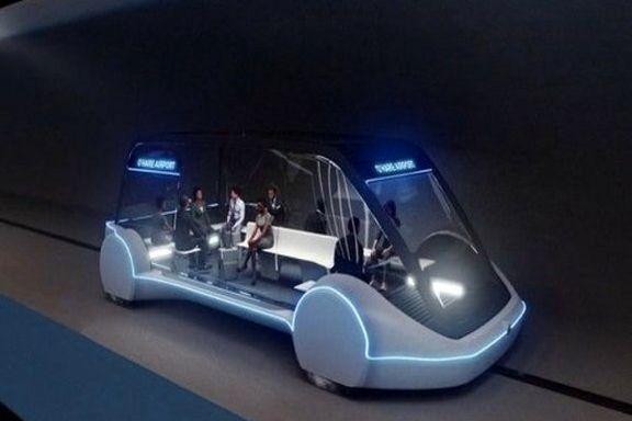 رونمایی از نسل جدید قطارهای سریع السیر