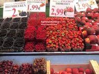 توتفرنگی در آلمان چند؟ +عکس