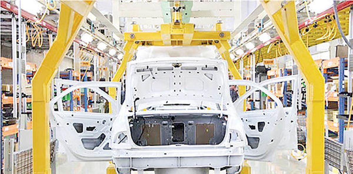 اعلام برنامه تولید خودرو در ۱۴۰۰