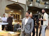 مسابقه تلویزیونی با اجرای محمدرضا گلزار +عکس
