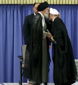 مراسم تنفیذ رییسجمهور تا لحظاتی دیگر آغاز میشود