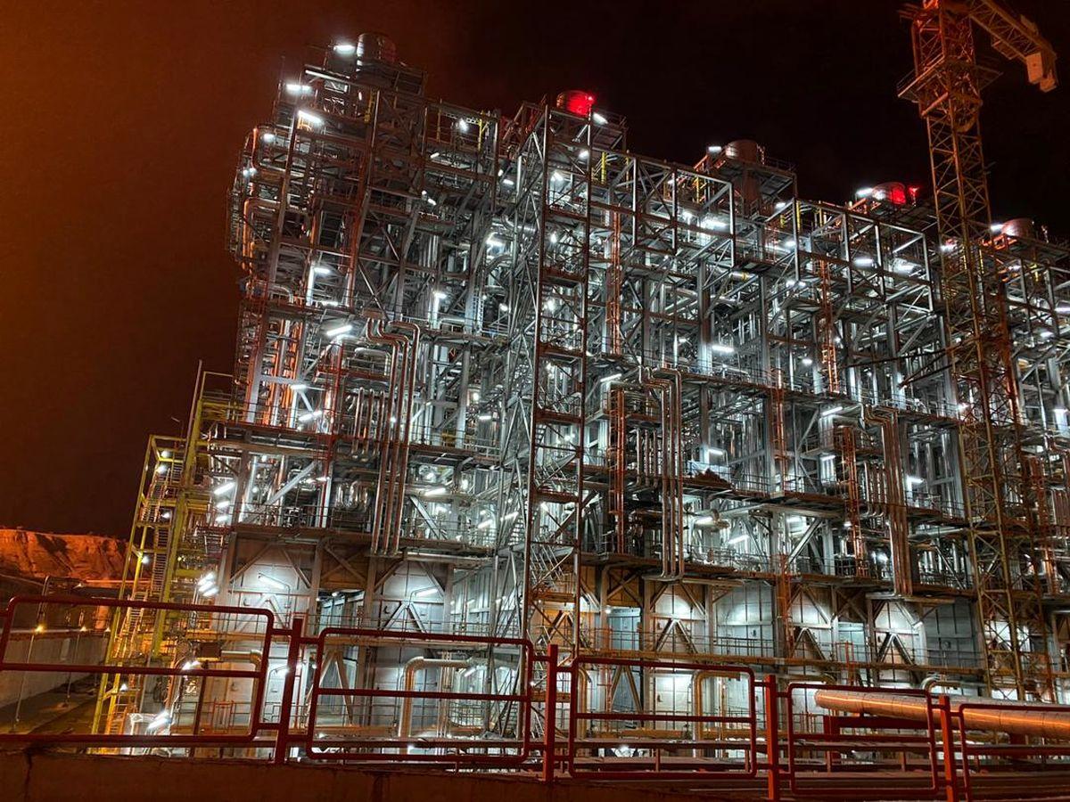 تولید پلیاتیلن سنگین در پتروشیمی ایلام از مرز یک میلیون تن گذشت