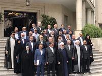 اعضای کابینه دوازدهم در حاشیه جلسه دولت چه گفتند؟