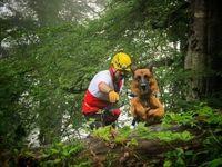 پیگیری عملیات نجات دختر کوهنورد گم شده در کردکوی