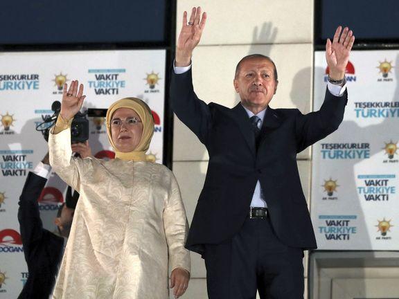 فامیل بازی اردوغان در انتخاب کابینه