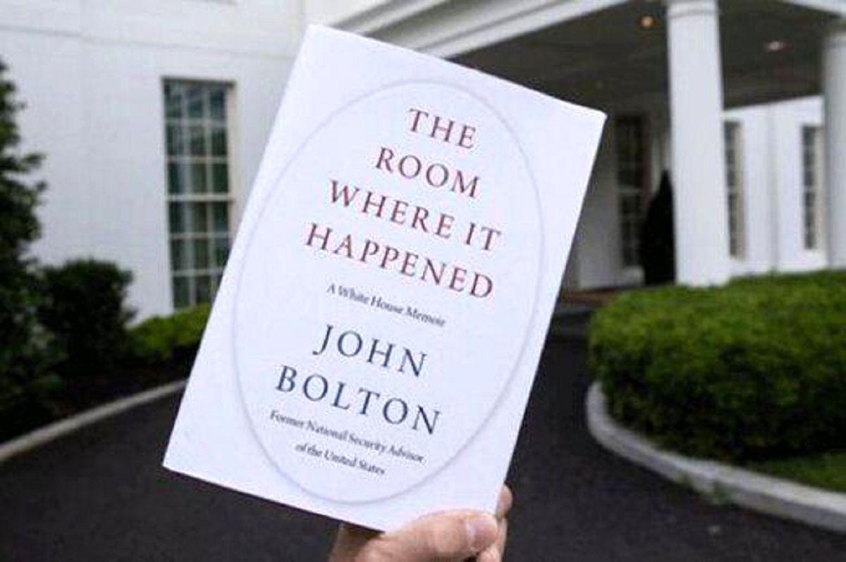 «کتاب بولتون» در فهرست پرفروشترین کتابهای آمازون قرار گرفت