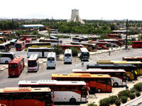 بلیت اتوبوس بعد از سفرهای نوروزی به نرخ سابق برمیگردد