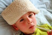 همه چیز درباره تب کردن کودکان