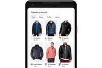 گوگل خرید اینترنتی لباس را آسان میکند