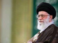 پیام تسلیت رهبر انقلاب در پی حادثه تلخ سقوط هواپیما