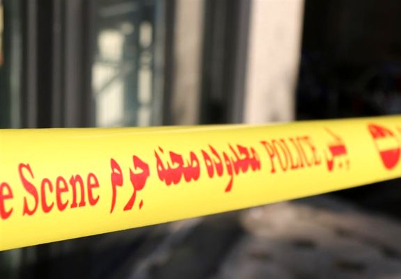 رها کردن جنازه مرد جوان در خیابان پس از قتل