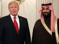 گفتوگوی دونالد ترامپ و ولیعهد سعودی درباره بازار نفت