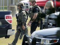 تیراندازی در مدرسه ای در تگزاس ۸ کشته برجای گذاشت +تصاویر