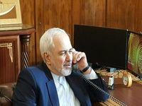 گفتوگوی تلفنی ظریف با نخستوزیر و وزیر خارجه کویت