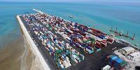 ۱.۲میلیون تن کالای اساسی به کشور وارد شد/ ۳۱فروند کشتی در بنادر در انتظار تخلیه است
