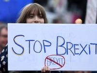 انگلیس به دنبال برگزاری همه پرسی مجدد برای خروج از اروپا