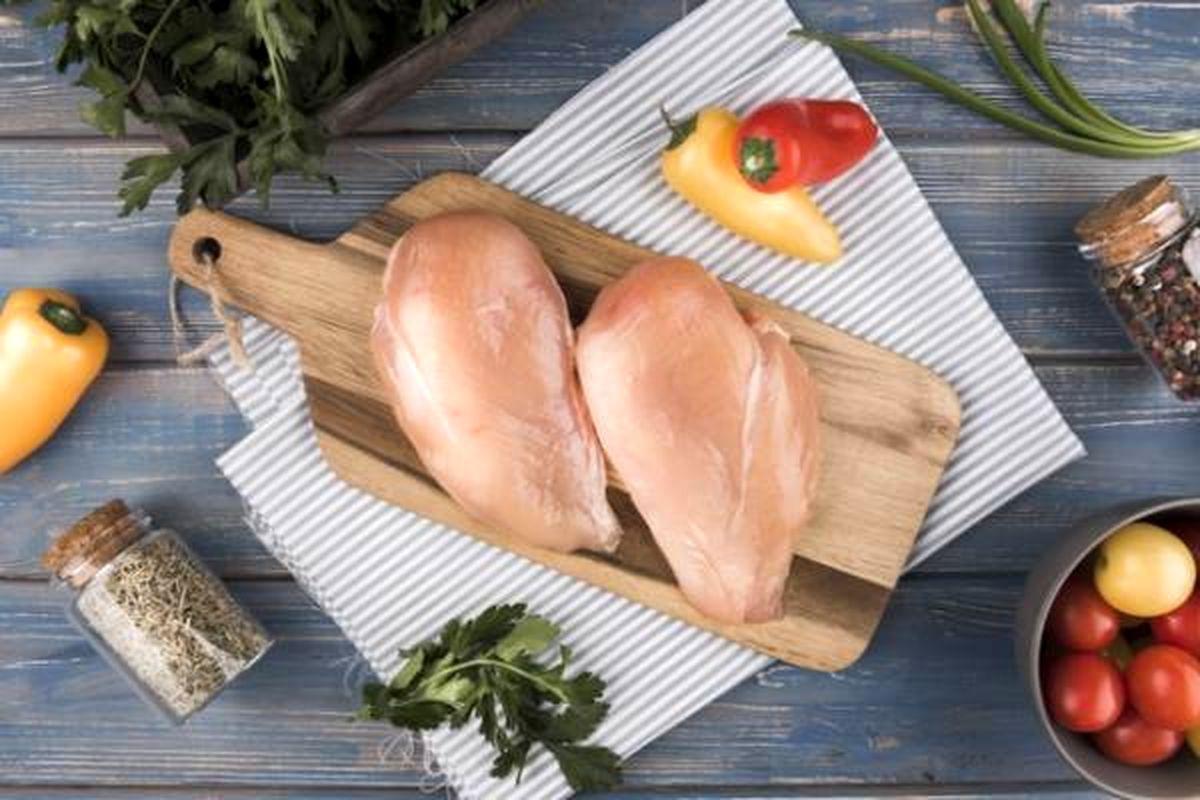 روش صحیح تشخیص مرغ سالم