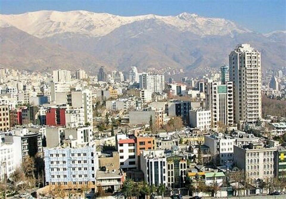 آپارتمانهای زیر ۱۰میلیون تومان تهران کجاست؟