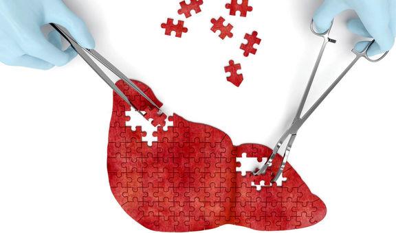 افزایش ترشح آنزیمهای کبدی نشانه چیست ؟