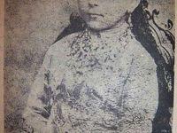 دختر ناصرالدین شاه در روز نامزدیاش +عکس