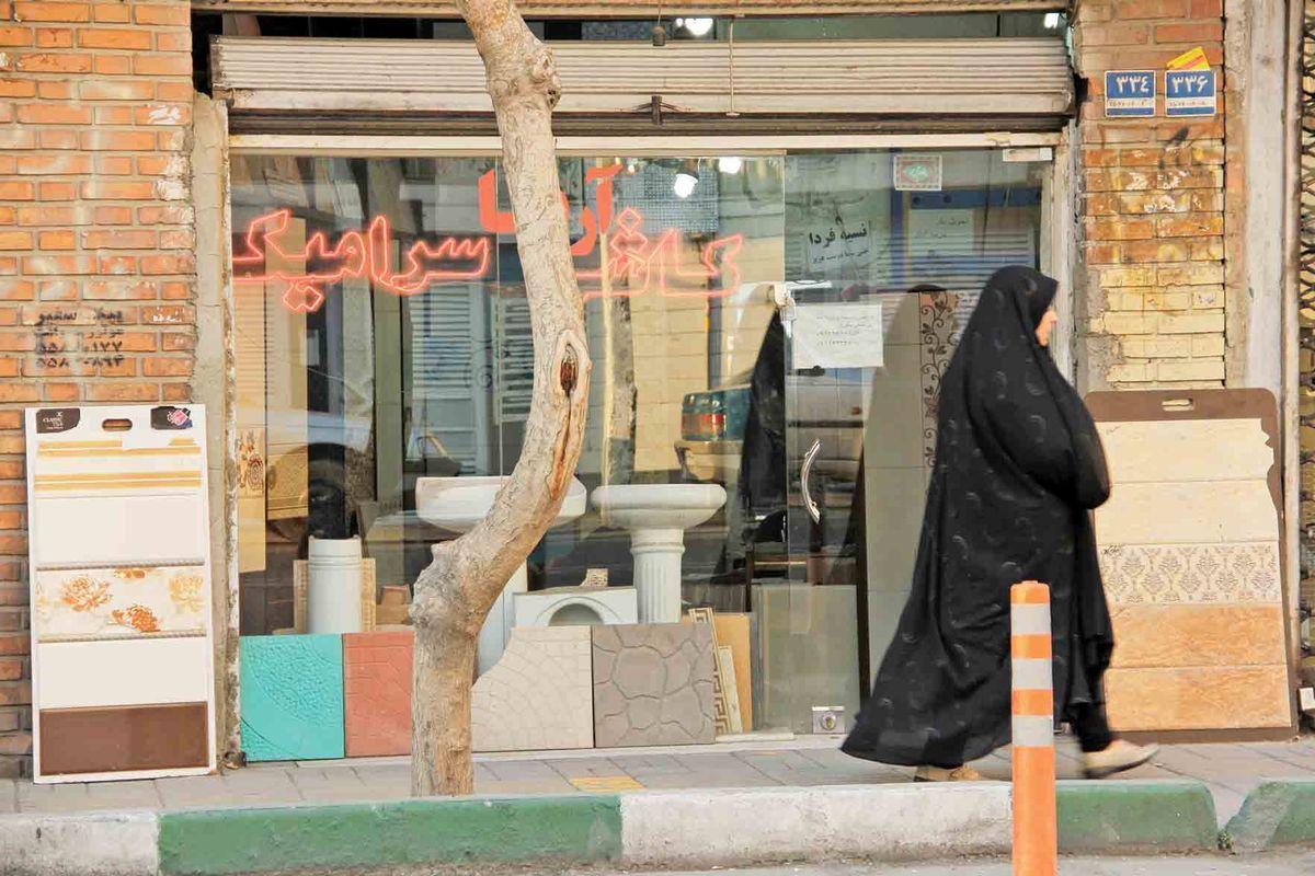 جای خالی کاشی ایران درآسیای میانه