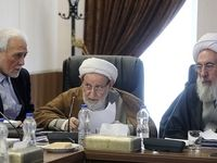 برگزاری جلسه مجمع تشخیص مصلحت نظام +عکس