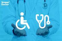 خدمات رایگان اسنپ دکتر برای افراد دارای معلولیت و بیماری های خاص