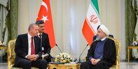 تلاش اردوغان برای ایجاد تغییراتی در سند پایانی اجلاس تهران