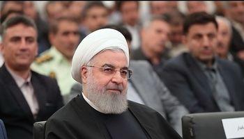 روحانی: نفت را همچنان به فروش میرسانیم +فیلم