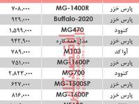 نرخ انواع چرخ گوشت در بازار تهران؟ +جدول