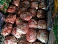 کشف و توقیف ۱۲تن گوشت فاسد در مشهد