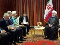 ایران به گسترش روابط با صندوق بینالمللی پول علاقهمند است