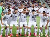 تیم ملی فوتبال در رده بندی جدید فیفا صعودکرد