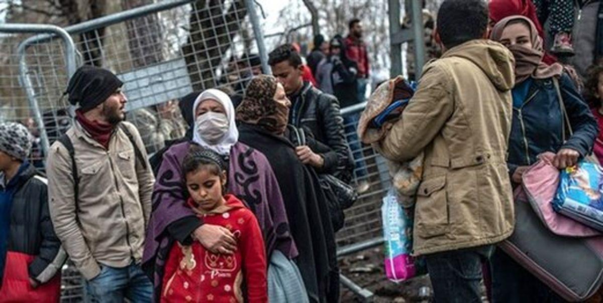 کرونا در کمپهای آوارگان و فاجعه ای جهانی