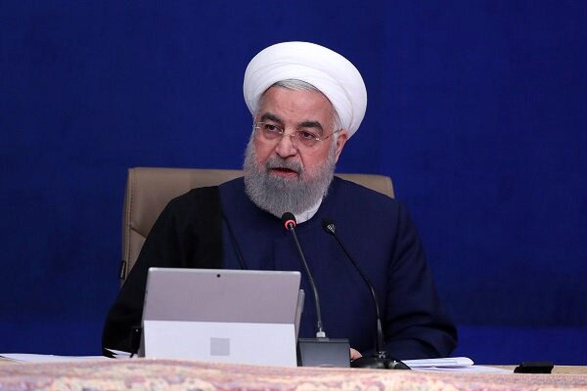 آخرین گفت و گوی تلویزیونی روحانی با مردم امشب