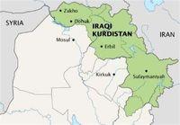 مسدودیت مرزهای هوایی ایران با اقلیم کردستان