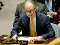 نماینده سازمان ملل در امور سوریه به ایران میآید