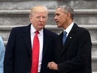 اظهارات عجیب ترامپ درباره اوباما!