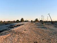 سقوط دکلهای برق در سیل سیستان و بلوچستان +عکس
