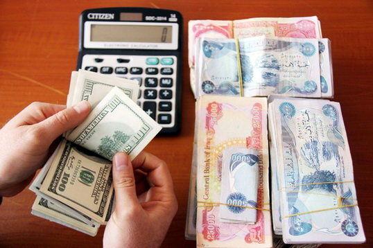سرکنسولگری ایران در اربیل دینار عراقی را جایگزین دلار کرد