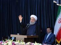 روحانی: بدون فضای مجازی نمی توان اشتغال ایجاد کرد