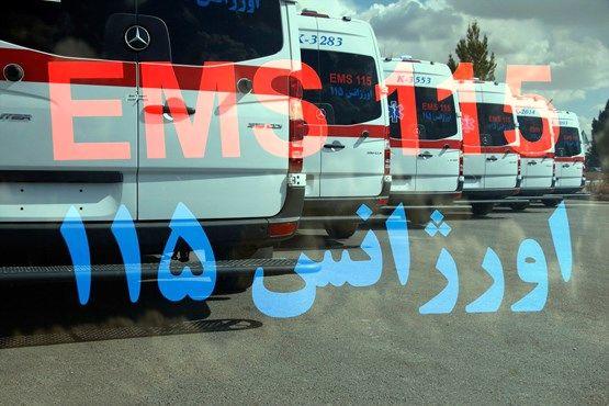 نجات جان مشاور سازمان جهانی بهداشت توسط اورژانس تهران