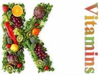 نشانههای کمبود ویتامین K