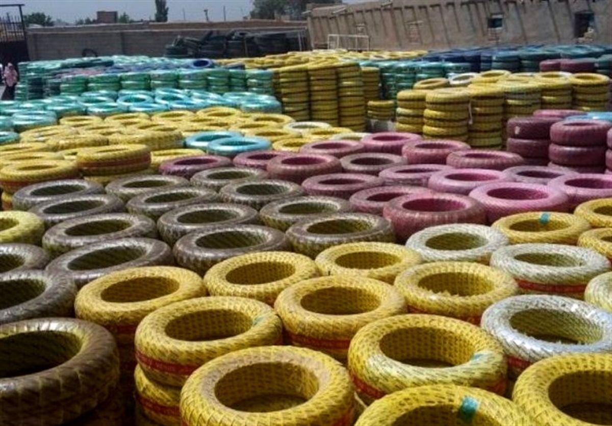 تصمیم تولیدکنندگان به افزایش ۵۰درصدی قیمت تایر